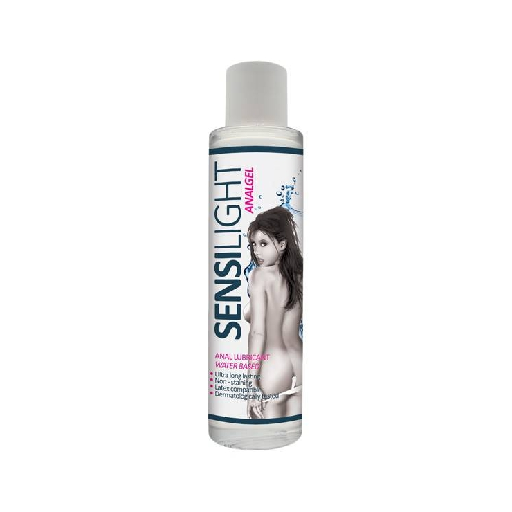 LUBRIFICANTE INTIMO SENSILIGHT ANALGEL 150 ML