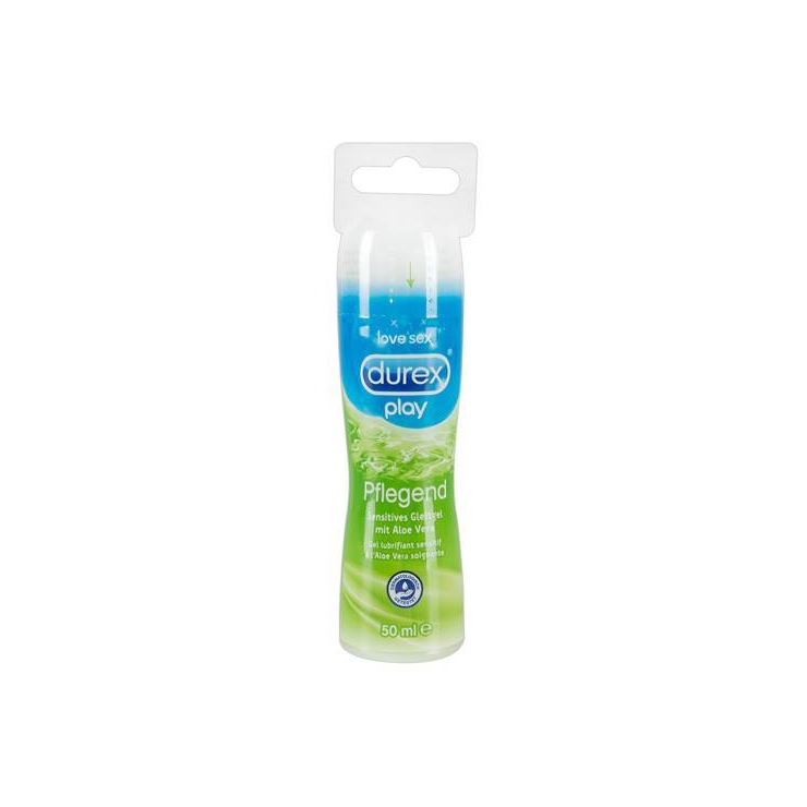 DUREX PLAY LUBRIFICANTE ALL'ALOE  50 ML