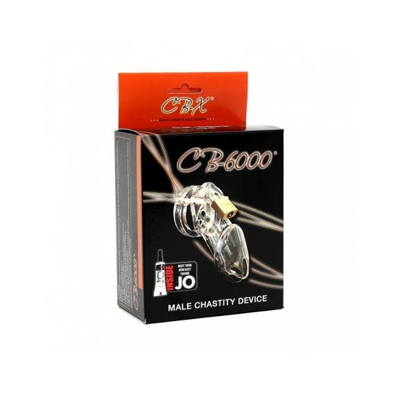 CB6000 CINTURA DI CASTIT? PER UOMO 37 mm ORIGINALE