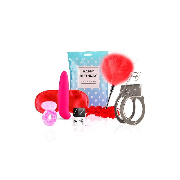 KIT SEX TOYS 7 PEZZI A SORPRESA SEXY WEEKEND